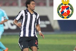 Branco Serrano jugará el próximo año en el Wisla Krakow de Polonia