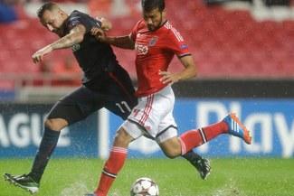 Champions League: Olympiakos derrotó 1-0 a Benfica y es segundo en su grupo  [VIDEO]