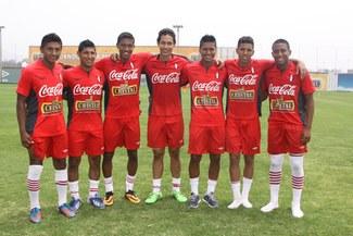 Juegos Bolivarianos 2013: Selección de Fútbol presentó lista final y debutará ante Guatemala