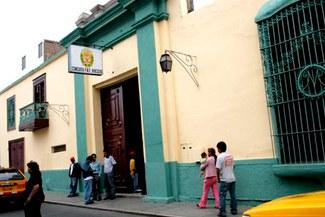 Juegos Bolivarianos: Oficial de la Marina agredió a jueza de natación del evento