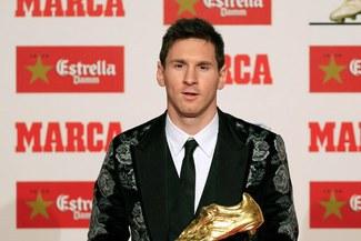 Lionel Messi recibió burlas de sus compañeros por su peculiar saco de rosas [VIDEO]