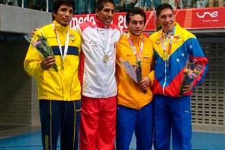 Juegos Bolivarianos 2013: Conoce como va el medallero del evento [VIDEO]