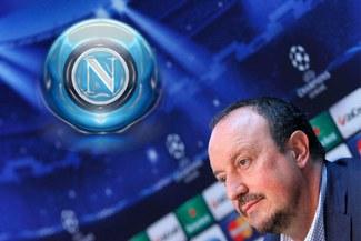 Rafael Benítez recibió el premio 'Ciudadanía Deportiva de Nápoles'