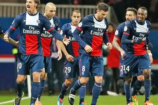 Con gol de Zlatan Ibrahimovic: PSG igualó 2 - 2 con Lille [VIDEO]