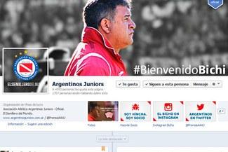 Claudio Borghi es el flamante técnico de Argentinos Juniors