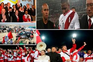El fútbol volvió a decepcionar, pero otros deportes salvaron el año en Perú [FOTOS + VIDEO]