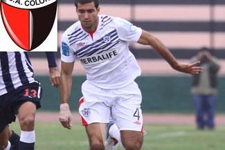 Gianmarco Gambetta jugará en Colón de Argentina por seis meses