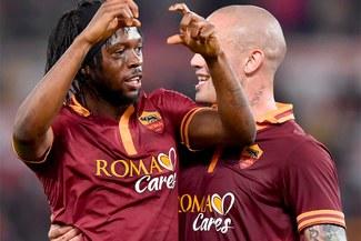Roma recibe a la Sampdoria por la Copa de Italia
