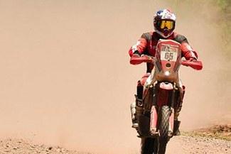 Dakar 2014: Peruano 'Tato' Heinrich confía ser el primer peruano en completar el rally