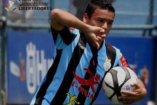 Alfredo Ramúa marcó golazo ante Defensor Sporting [VIDEO]