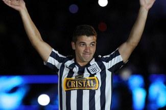Gabriel Costa se perderá duelo ante Sporting Cristal por un desgarro