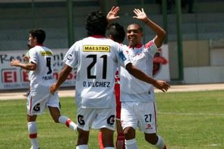 Juan Aurich venció 3-1 a San Simón y se apodera de la punta del Torneo del Inca [VIDEO]