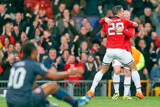 Champions League: Manchester United goleó y está en cuartos [VIDEO]