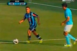 Sporting Cristal vs. Real Garcilaso: Mira como Alfredo Ramúa ridiculizó a Jesús Álvarez [VIDEO]