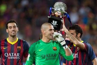 Barcelona: Víctor Valdés se despidió de sus compañeros  con emotiva carta y se iría al Mónaco
