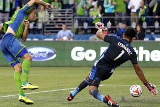 Raúl Fernández: portero se lució con doble atajada y se perfila como la mejor de la MLS [VIDEO]