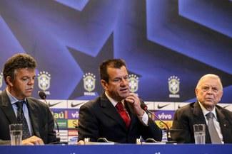 Selección Brasileña: Dunga fue presentado como nuevo técnico del scratch [VIDEO]