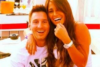 Lionel Messi: Su esposa Antonella Roccuzzo bailó cumbia y encantó a través de instagram [VIDEO]