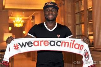 Milán: Pablo Armero fue confirmado como nuevo jugador 'rossonero' [VIDEO]