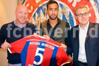 Bayern Múnich: Mehdi Benatia es el nuevo fichaje bávaro