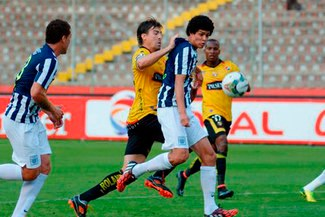 """Alianza Lima vs. Barcelona: """"Íntimos"""" cayeron 3-0 ante ecuatorianos por la Copa Sudamericana [VIDEO]"""