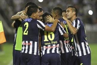 UTC vs. Alianza Lima: Mauricio Montes y Wilmer Aguirre le dieron el triunfo a 'Blanquiazules' por 2 -0 sobre cajamarquinos  [VIDEO]