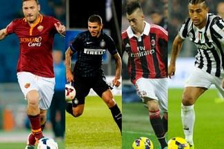 Serie A: Entérate cómo se jugará mañana la primera fecha de la Liga italiana