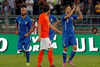 Italia vs. Holanda: Ciro Inmobile y De Rossi le dieron la victoria (2-0) al equipo de  Antonio Conte ante los ´tulipanes´ [VIDEO]