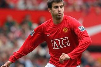 Gerard Piqué regresaría al Manchester United para el 2015