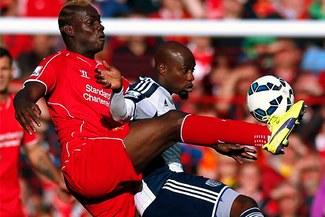 """Liverpool vs. Swansea: Con gol de Mario Balotelli, """"reds"""" vencieron y avanzaron en la League Cup [VIDEO]"""