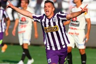 Alianza Lima vs. UTC: Gabriel Costa y el golazo en un 'toque' para 'íntimos' [VIDEO]