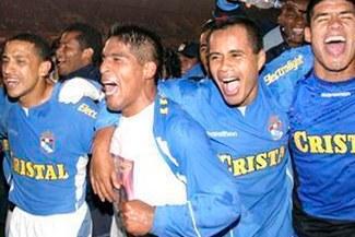 Sporting Cristal y la vez que se coronó campeón en Arequipa [VIDEO]
