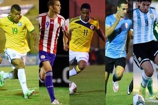 Sudamericano Sub 20: Conoce los resultados y la tabla de posiciones del Hexagonal Final