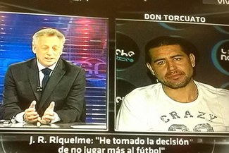 Juan Román Riquelme: El jugador argentino anunció su retiro definitivo del fútbol