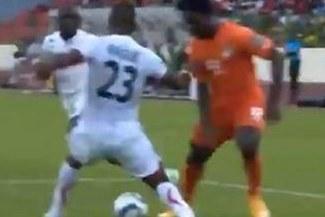 YouTube: Wilfried Bony y su genial elástica con huacha incluida a lo Ronaldinho [VIDEO]