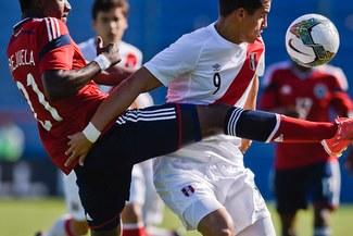 Perú cayó 3-1 ante Colombia por el hexagonal final del Sudamericano Sub 20 [VIDEO/FOTOS]