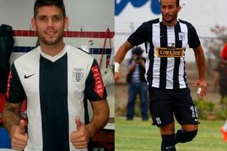 Alianza Lima: Marco Miers y Mauro Guevgeozián listos para jugar ante Ayacucho FC