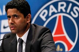 Champions League: el presidente del PSG, Nasser al-Khelaifi dejó el siguiente mensaje al Barcelona