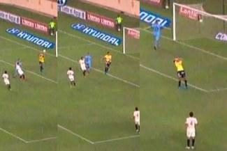 Universitario vs. Real Garcilaso: Raúl Fernández y el tremendo 'blooper' para el gol cusqueño [VIDEO]