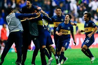 Boca Juniors venció 2-0 a River Plate en el superclásico argentino [VIDEO/FOTOS]