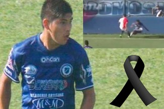 La AFA suspendió programación tras muerte de futbolista argentino durante un partido [VIDEO]