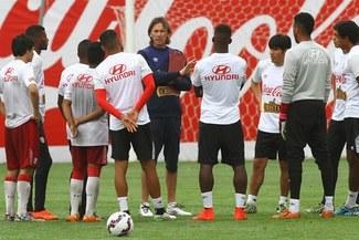 Selección peruana: Ricardo Gareca ya tiene el posible once que enfrentará a México