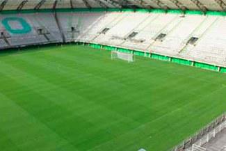 Copa América 2015: Así luce el estadio de Temuco a poco del Perú vs. Brasil [FOTOS]