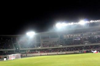 Copa América: estadio donde jugará Argentina fue inaugurado a lo grande en La Serena [VIDEO]