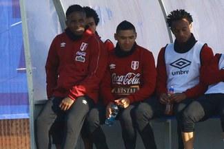 Selección peruana: Jefferson Farfán y Yordy Reyna demostraron cuánto cariño se tienen [FOTOS]