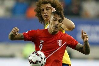 Selección peruana: Paolo Guerrero y la autocrítica por la derrota frente a Brasil