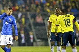 Neymar y el mensaje dirigido a los jugadores colombianos [VIDEO]