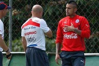 Selección chilena: Jorge Sampaoli decidió no dar día libre a sus jugadores por caso Arturo Vidal