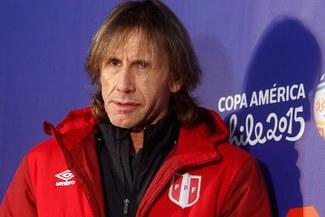 Ricardo Gareca asegura que Perú no es favorita ante Bolivia