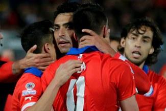 Chile clasificó a la semifinal de la Copa América  tras vencer 1-0 a Uruguay [VIDEO]